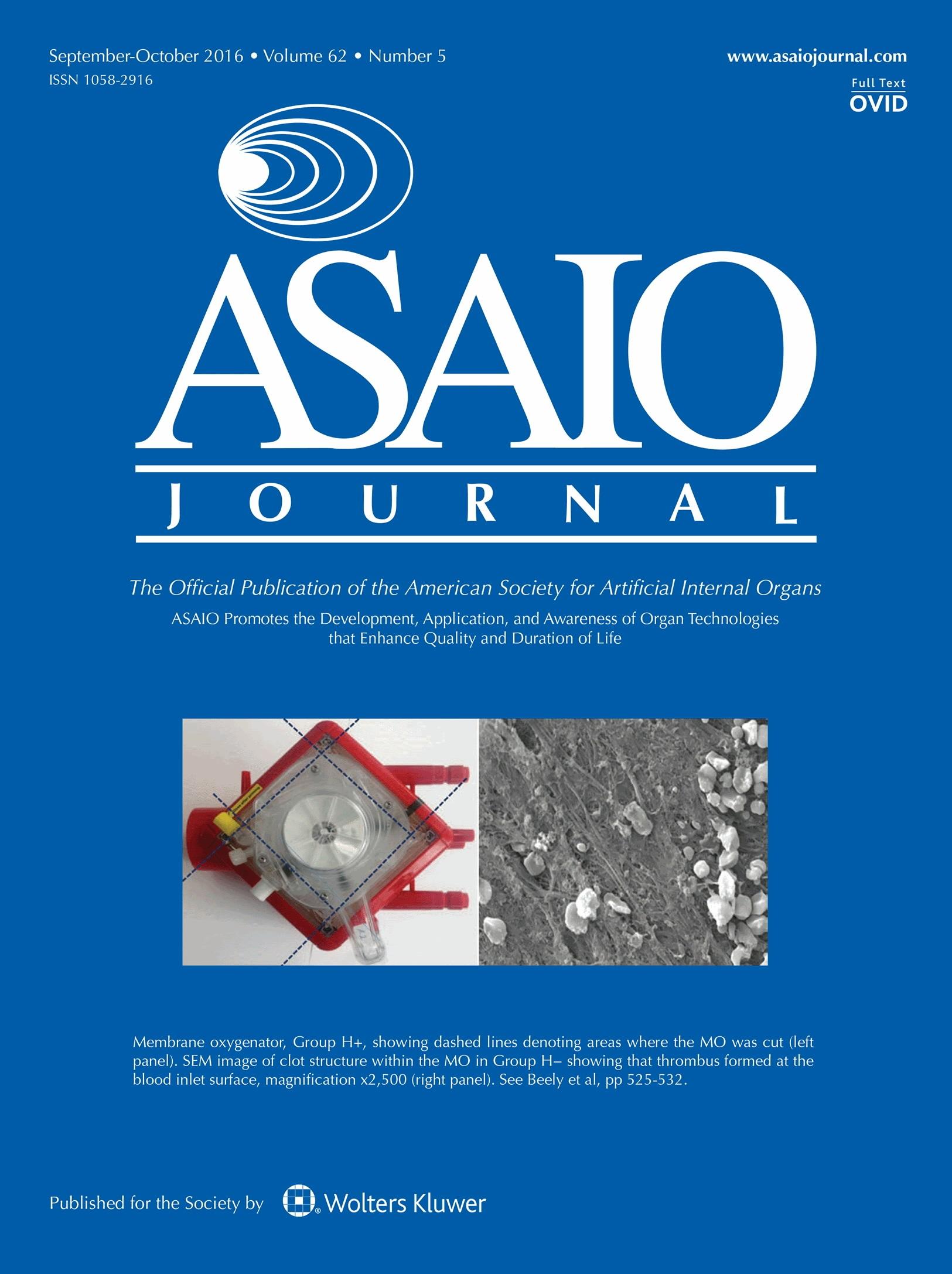 ASAIO Journal