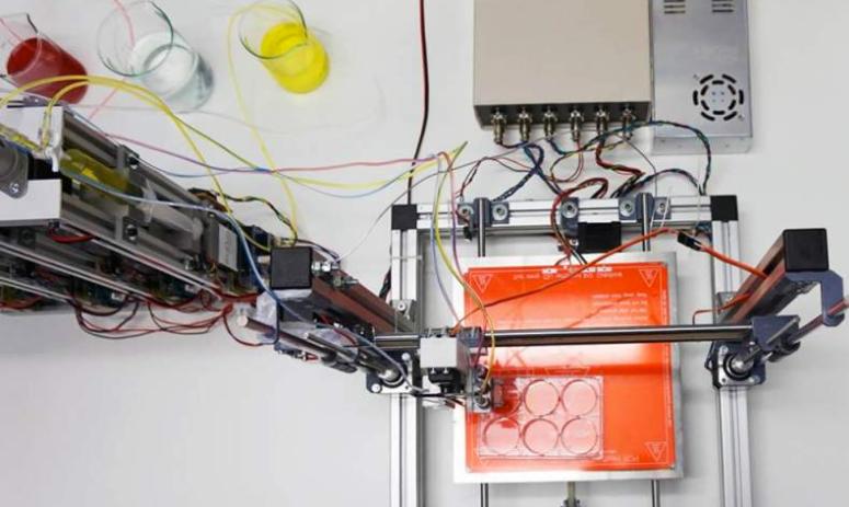 skin-bioprinter