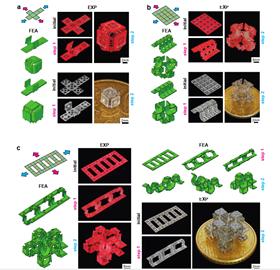 OrigamiInspiresShapeShiftingMicroelectronics
