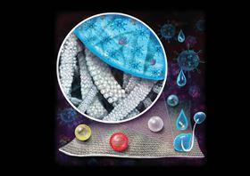 NewPolymerCoatingCanProduceVirusRepellingTextiles