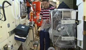 CosmonautBuildsEngineeredCartilageAboardTheInternationalSpaceStation